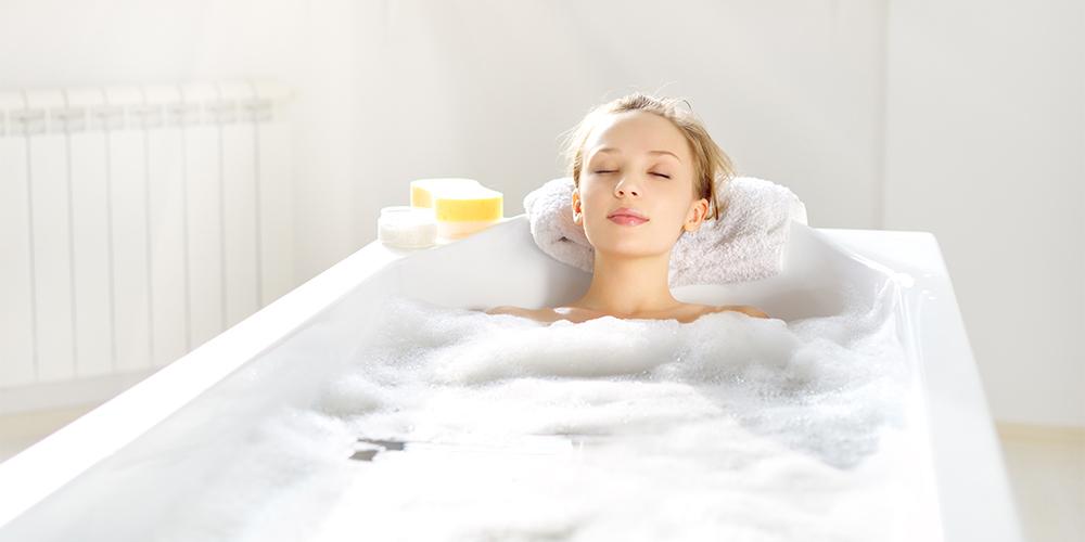 Перекись водорода для кислородных ванн